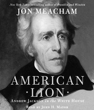 Book Cover American Lion