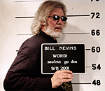 Bill Nevins Mug SHot Prank